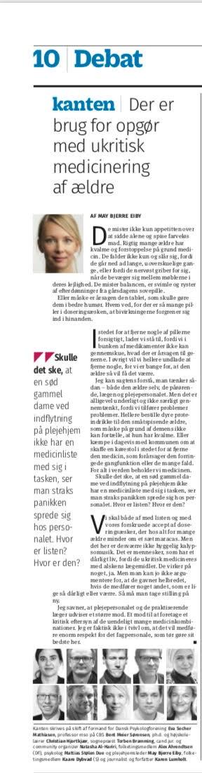Kristeligt dagblad 07.03.18